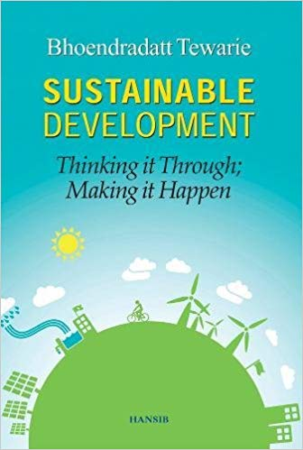sustainable development book